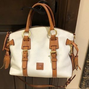 White Dooney and Bourke bag